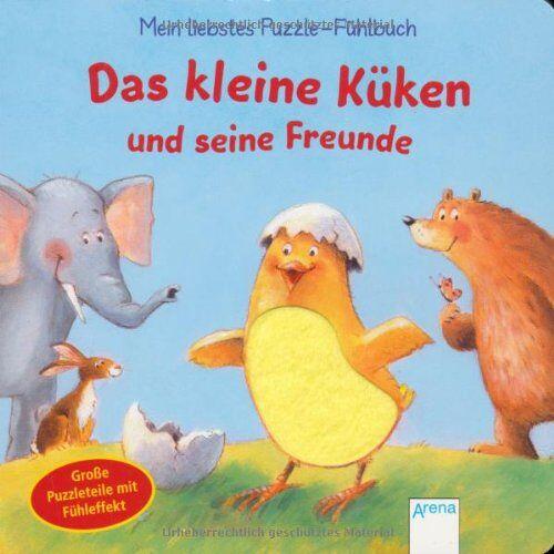 Barbara Peters - Das kleine Küken und seine Freunde: Mein liebstes Puzzle-Fühlbuch - Preis vom 19.06.2021 04:48:54 h