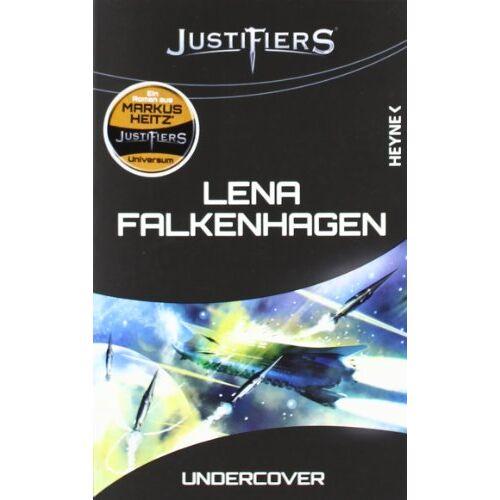 Lena Falkenhagen - Justifiers 2: Undercover - Preis vom 19.06.2021 04:48:54 h