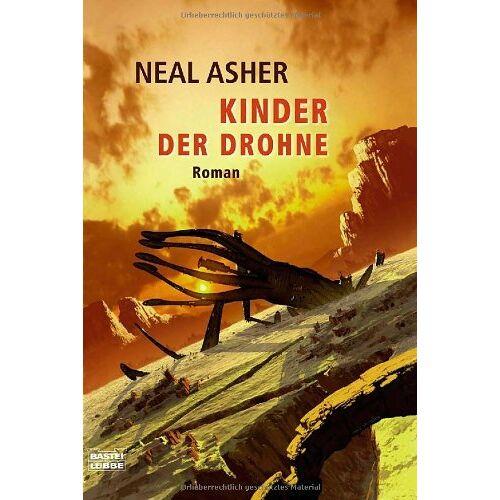 Neal Asher - Kinder der Drohne: Science Fiction - Preis vom 10.09.2021 04:52:31 h