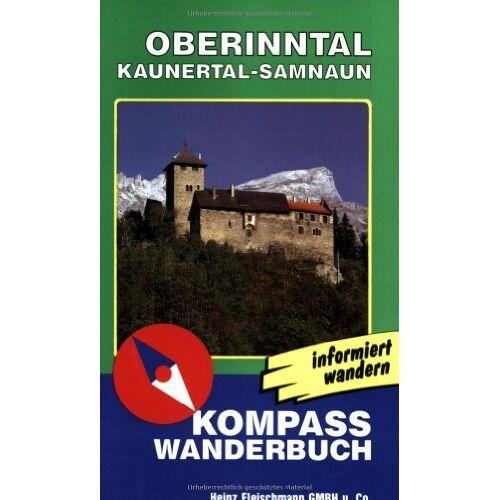 - Oberinntal. Kaunertal, Samnaun. Wanderbuch - Preis vom 11.06.2021 04:46:58 h