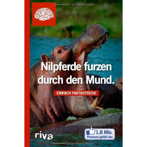 Faktastisch - Nilpferde furzen durch den Mund: Einfach faktastisch! - Preis vom 15.06.2021 04:47:52 h