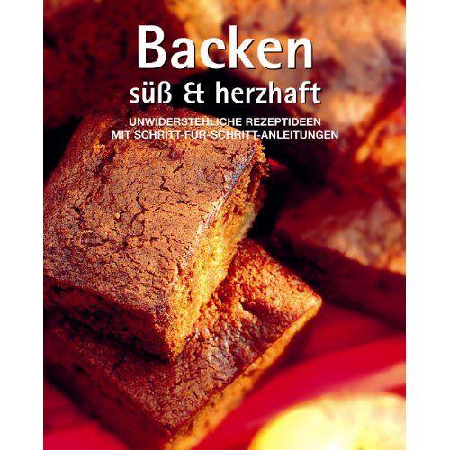 - Backen süß & herzhaft - Preis vom 09.06.2021 04:47:15 h
