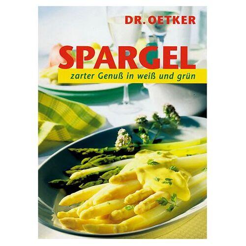 Dr. Oetker - Spargel - Preis vom 09.06.2021 04:47:15 h