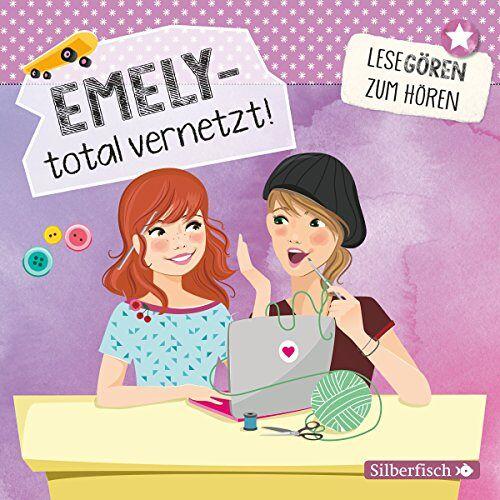 Patricia Schröder - Emely - total vernetzt!: 2 CDs (Lesegören zum Hören) - Preis vom 11.06.2021 04:46:58 h