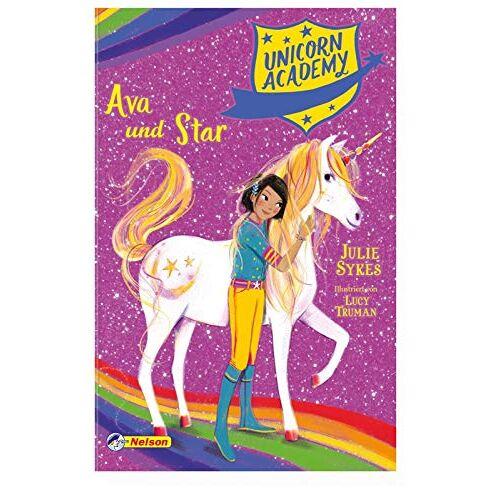 - Unicorn Academy #3: Ava und Star: Mit toller Glitzer-Folie auf dem Cover - Preis vom 18.06.2021 04:47:54 h