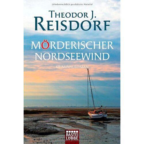 Reisdorf, Theodor J. - Mörderischer Nordseewind - Preis vom 17.06.2021 04:48:08 h