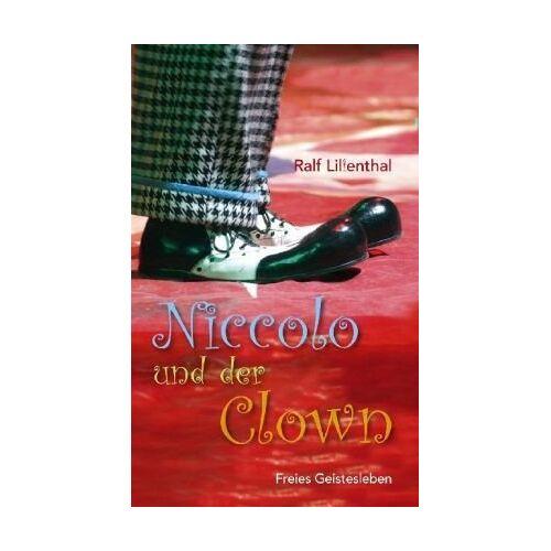 Ralf Lilienthal - Niccolo und der Clown - Preis vom 19.06.2021 04:48:54 h