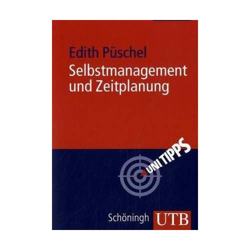 Edith Püschel - Selbstmanagement und Zeitplanung - Preis vom 01.08.2021 04:46:09 h