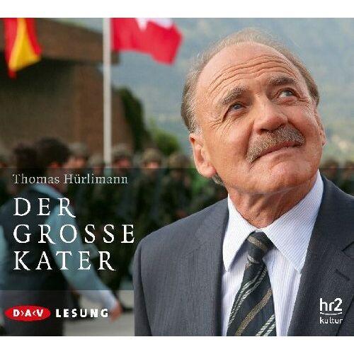 Thomas Hürlimann - Der große Kater - Preis vom 19.06.2021 04:48:54 h