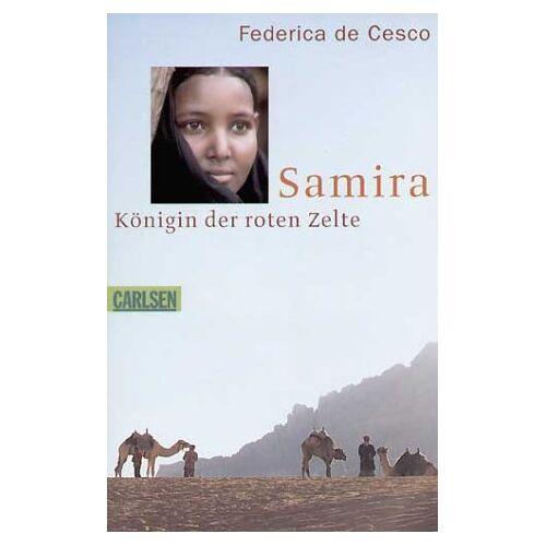 Cesco, Federica de - Samira. Königin der roten Zelte. - Preis vom 14.06.2021 04:47:09 h