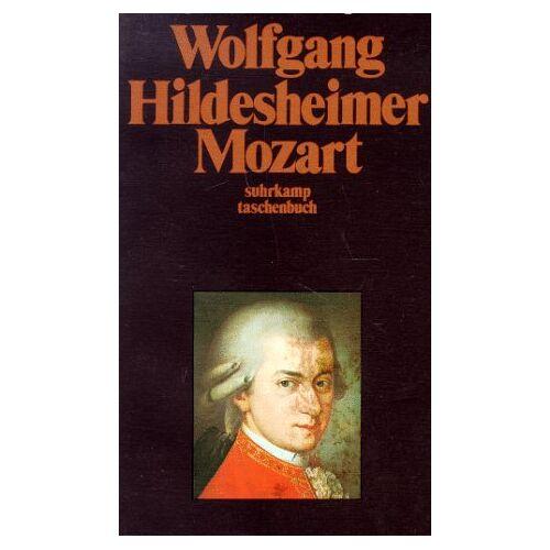 Wolfgang Hildesheimer - Mozart - Preis vom 19.06.2021 04:48:54 h