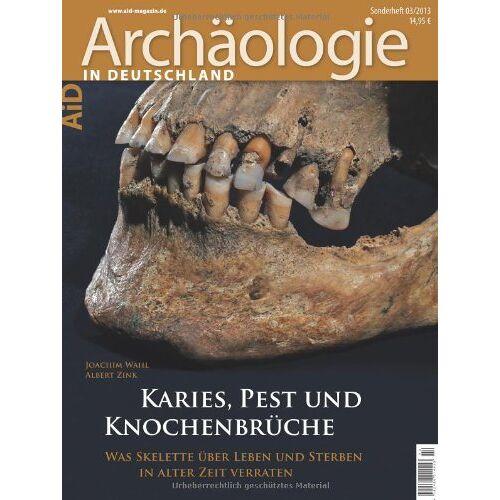 Joachim Wahl - Karies, Pest und Knochenbrüche - Preis vom 22.06.2021 04:48:15 h