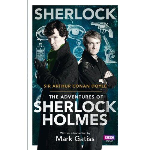 Doyle, Sir Arthur Conan - Sherlock: The Adventures of Sherlock Holmes (Sherlock (BBC Books)) - Preis vom 09.06.2021 04:47:15 h