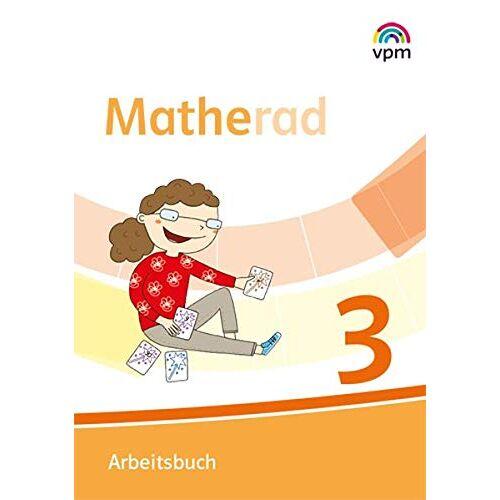 - Matherad 3: Arbeitsbuch Klasse 3 (Matherad. Ausgabe ab 2018) - Preis vom 30.07.2021 04:46:10 h
