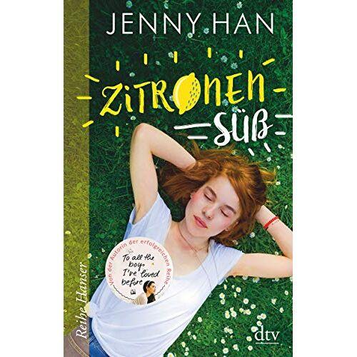Jenny Han - Zitronensüß (Reihe Hanser) - Preis vom 28.07.2021 04:47:08 h