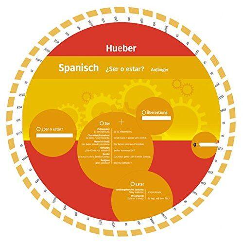Hueber Verlag GmbH & Co. KG - Spanisch – ¿Ser o Estar?: Wheel – Spanisch – ¿Ser o Estar? - Preis vom 16.06.2021 04:47:02 h