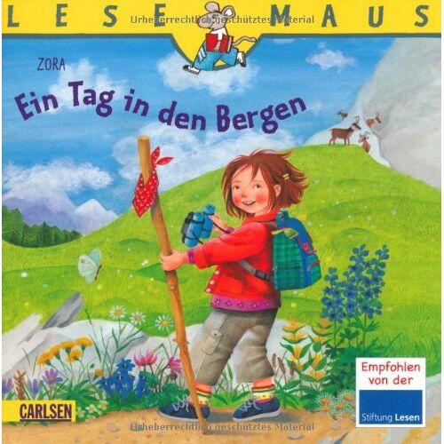 ZORA - LESEMAUS, Band 78: Ein Tag in den Bergen - Preis vom 02.08.2021 04:48:42 h