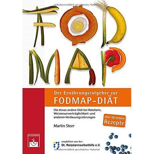Martin Storr - Der Ernährungsratgeber zur FODMAP-Diät: Die etwas andere Diät bei Reizdarm, Weizenunverträglichkeit und anderen Verdauungsstörungen - Preis vom 19.06.2021 04:48:54 h