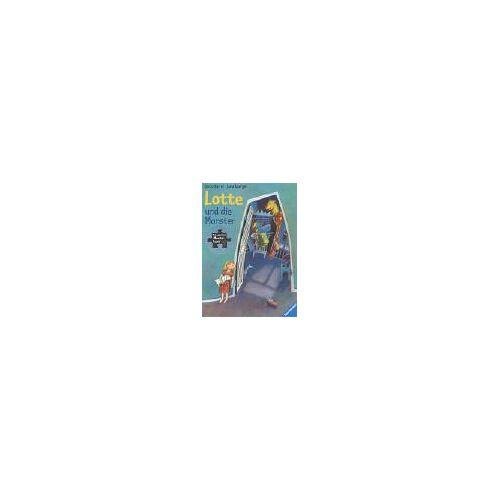 Doris Dörrie - Lotte und die Monster: Mit magischem Monster-Puzzle - Preis vom 19.06.2021 04:48:54 h