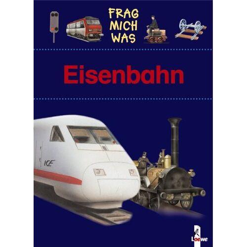 Andreas Piel - Frag mich was. Eisenbahn - Preis vom 11.10.2021 04:51:43 h