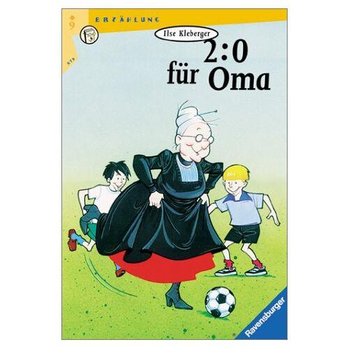 Ilse Kleberger - 2 : 0 für Oma - Preis vom 22.06.2021 04:48:15 h