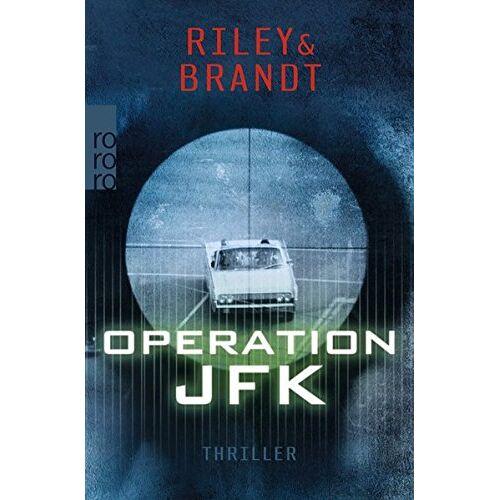Tess Riley - Operation JFK - Preis vom 14.06.2021 04:47:09 h