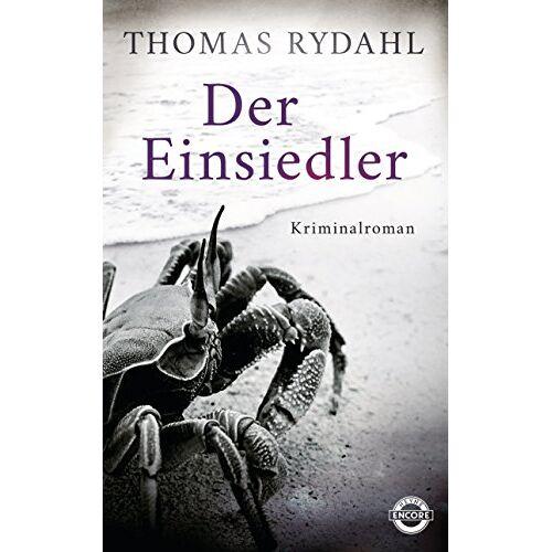 Thomas Rydahl - Der Einsiedler: Kriminalroman - Preis vom 13.06.2021 04:45:58 h