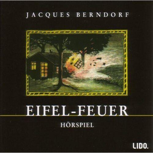 Jacques Berndorf - Eifel-Feuer. 2 CDs - Preis vom 23.07.2021 04:48:01 h