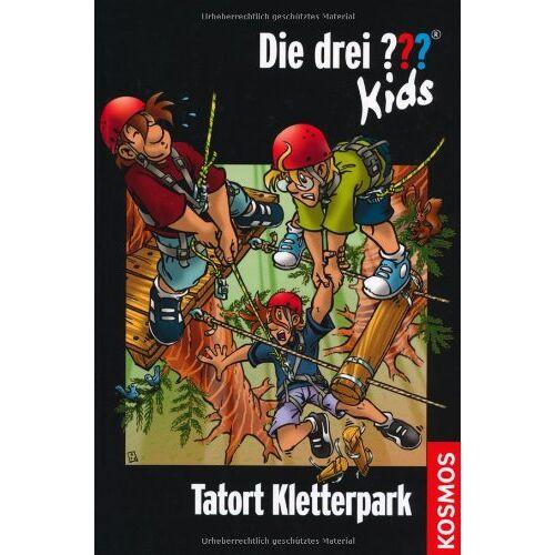 Ulf Blanck - Die drei ??? Kids, 51, Tatort Kletterpark - Preis vom 09.06.2021 04:47:15 h