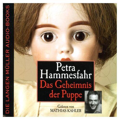 Petra Hammesfahr - Das Geheimnis der Puppe, 4 CD-Audio - Preis vom 12.06.2021 04:48:00 h