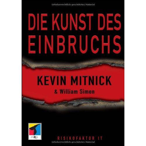 Mitnick, Kevin D. - Die Kunst des Einbruchs - Preis vom 20.06.2021 04:47:58 h