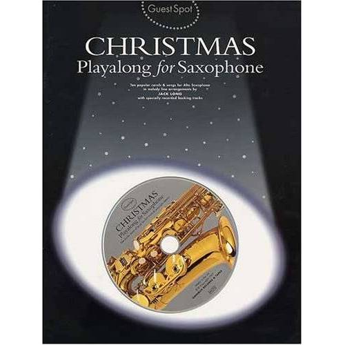 Jack Long - Guest Spot: Christmas Playalong for Saxophone - Preis vom 20.06.2021 04:47:58 h
