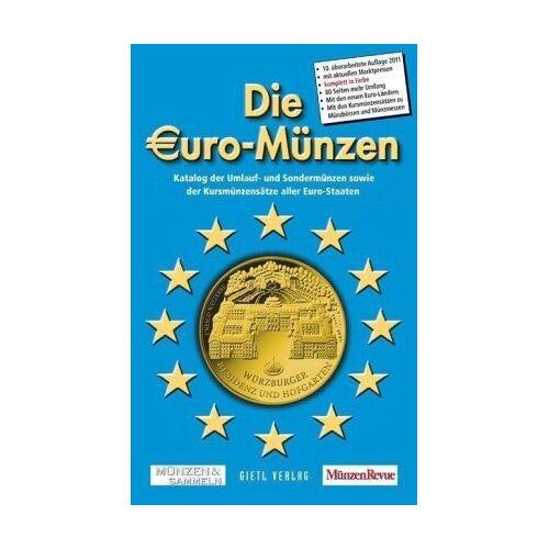Michael Kurt Sonntag - Die Euro-Münzen: Katalog der Umlauf- und Sondermünzen sowie der Kursmünzensätze aller Euro-Staaten - Preis vom 30.07.2021 04:46:10 h