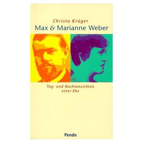 Christa Krüger - Max und Marianne Weber - Preis vom 11.06.2021 04:46:58 h