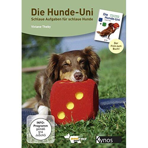 Ralf Alef - Die Hunde-Uni Schlaue Aufgaben für schlaue Hunde: Der Film zum Buch - Preis vom 16.10.2021 04:56:05 h