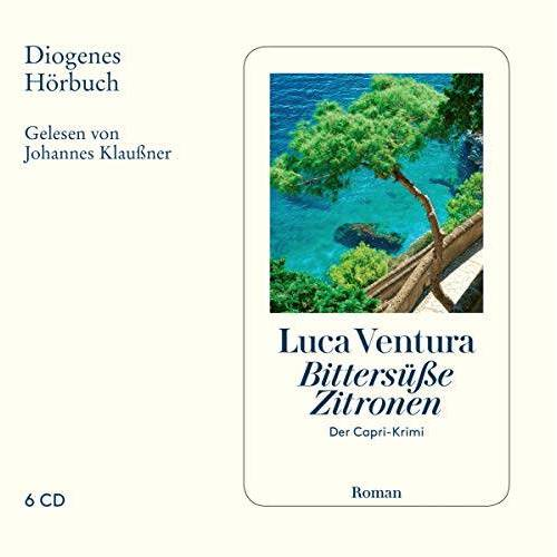 Luca Ventura - Bittersüße Zitronen: Der Capri-Krimi - Preis vom 11.10.2021 04:51:43 h