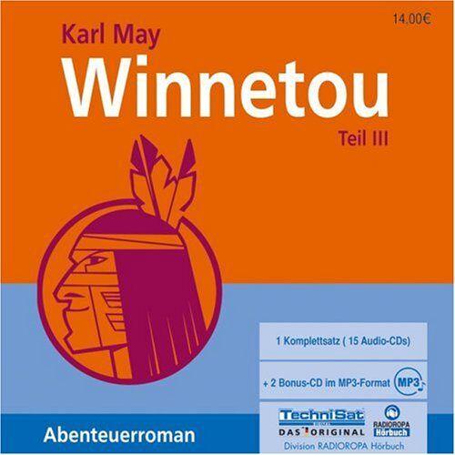 Karl May - Winnetou III - Preis vom 17.06.2021 04:48:08 h