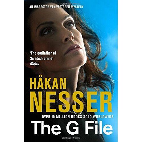 Håkan Nesser - The G File: Van Veeteren Mysteries Book 10 (The Van Veeteren Series) - Preis vom 21.06.2021 04:48:19 h