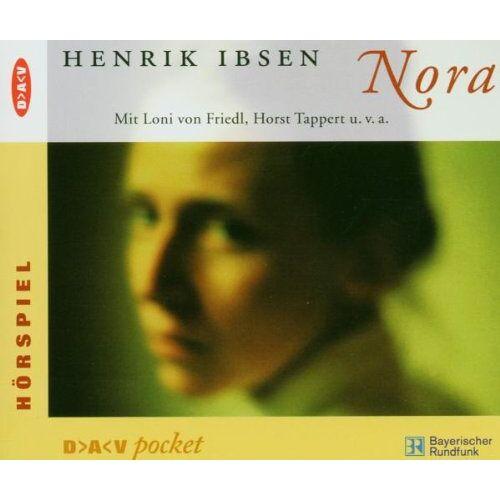 Henrik Ibsen - Nora. CD - Preis vom 11.06.2021 04:46:58 h