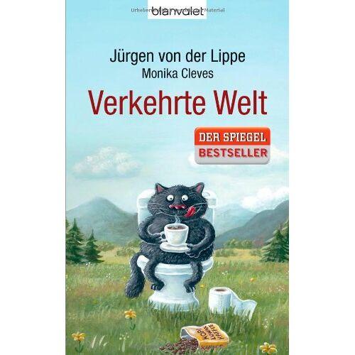 Lippe, Jürgen von der - Verkehrte Welt - Preis vom 12.06.2021 04:48:00 h