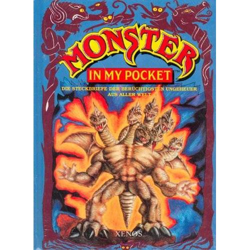 - Monster in my pocket. Die Steckbriefe der berüchtigsten Ungeheuer aus aller Welt - Preis vom 14.06.2021 04:47:09 h