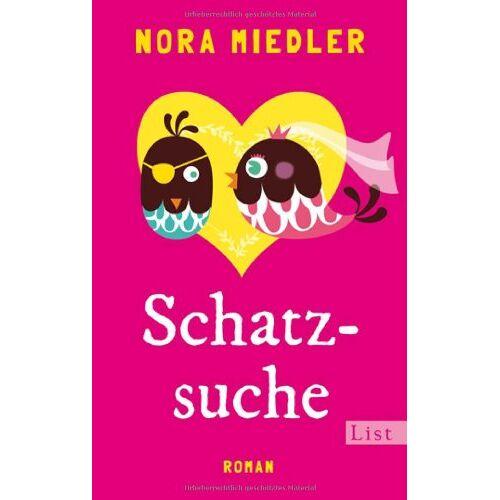 Nora Miedler - Schatzsuche - Preis vom 15.06.2021 04:47:52 h