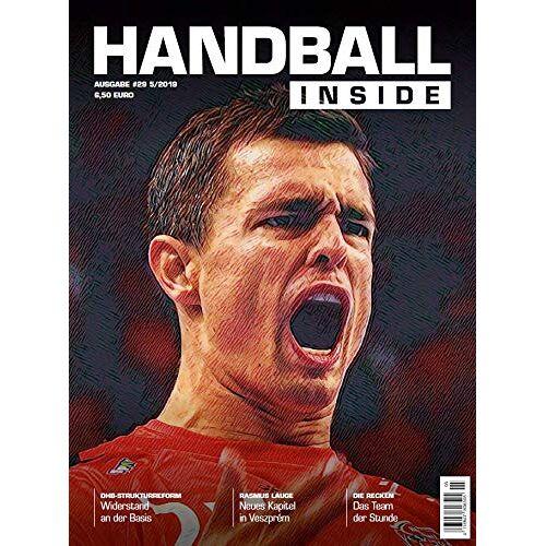Handball Inside - Handball Inside 05/2019 - Preis vom 09.06.2021 04:47:15 h