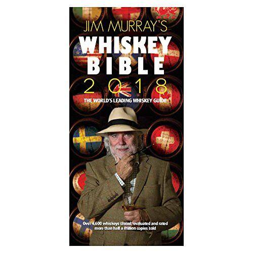 Jim Murray - Jim Murray's Whisky Bible 2018 (15) - Preis vom 13.06.2021 04:45:58 h