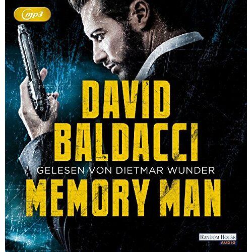 David Baldacci - Memory Man (Die Memory-Man-Serie, Band 1) - Preis vom 12.10.2021 04:55:55 h