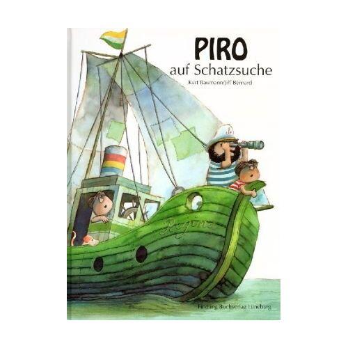 Kurt Baumann - Piro auf Schatzsuche - Preis vom 11.10.2021 04:51:43 h