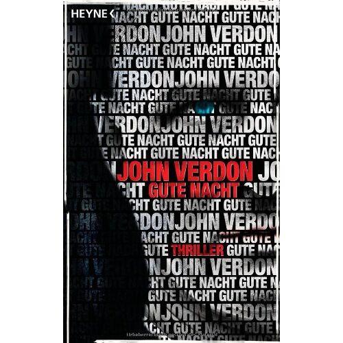 John Verdon - Gute Nacht: Thriller - Preis vom 12.06.2021 04:48:00 h