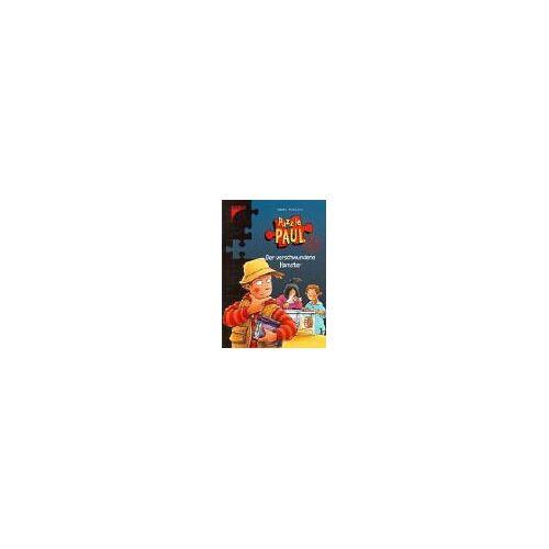 James Preller - Der verschwundene Hamster (Puzzle Paul) - Preis vom 11.09.2021 04:59:06 h