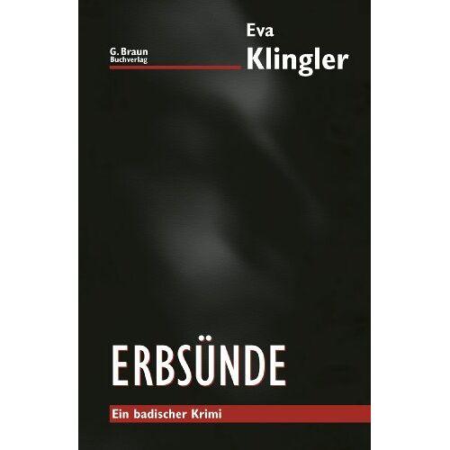 Eva Klingler - Erbsünde: Ein badischer Krimi - Preis vom 22.06.2021 04:48:15 h