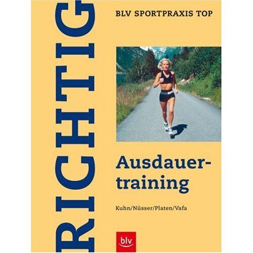 Katja Kuhn - Richtig Ausdauertraining - Preis vom 16.06.2021 04:47:02 h